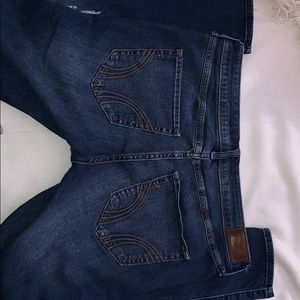 Hollister MID-RISE SUPER SKINNY jeans